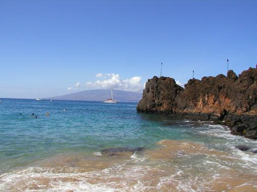 Black Rock Maui Shore Dive