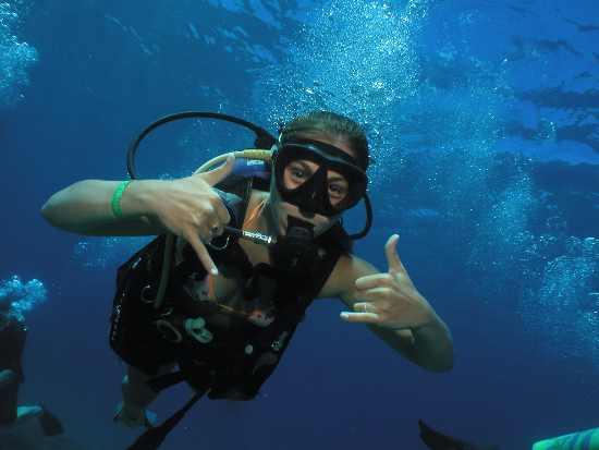 Scuba Diving Near Kaanapali