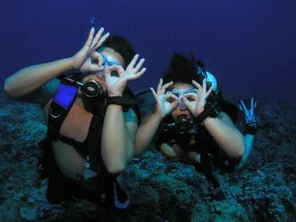 Maui Beginner Scuba Diver Class