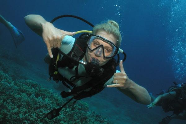 Discover Scuba Diving Maui