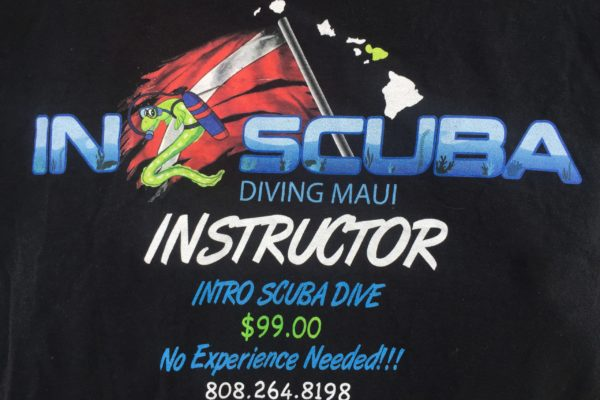 In 2 Scuba Diving Maui T-Shirt