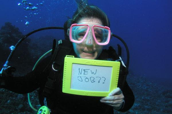 Maui Scuba Diver