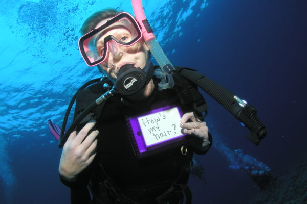 Safe scuba Diving in Maui
