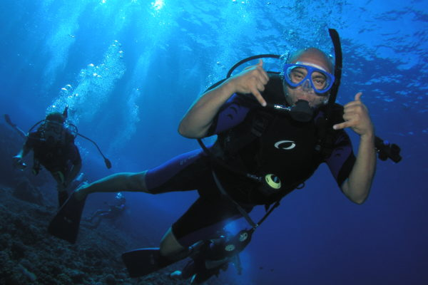 Maui Scuba Diver in Lahaina
