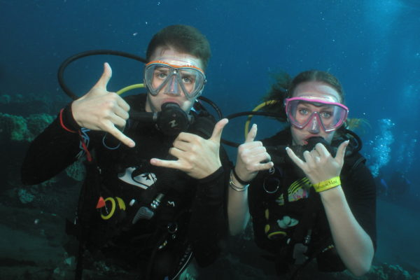 Private Scuba Diving Lessons in Lahaina Maui