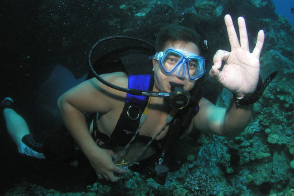 First Time Scuba For Beginners in Maui