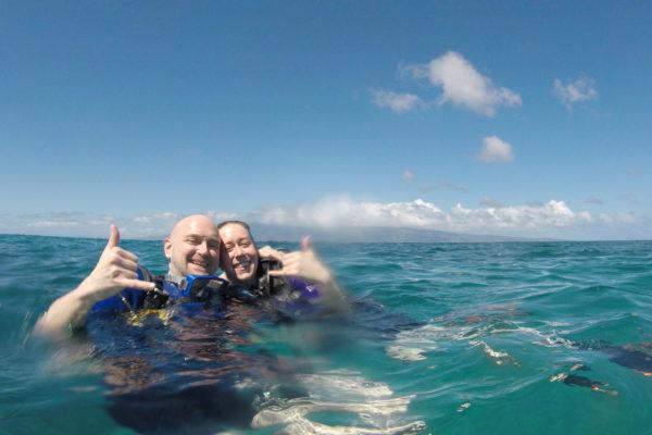Maui Scuba Beginners